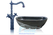Oil Rubbed Bronze Bathroom Faucet 6021K