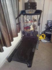 york t500i electric treadmill