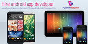 Hire Android Developer at an Incredibly Cost Effective Rate of $15/hou