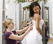Wedding Dress Alterations Bristol & Bath Services at CityTailors