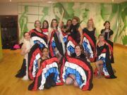 The Ultimate Showgirl Dance Workshop